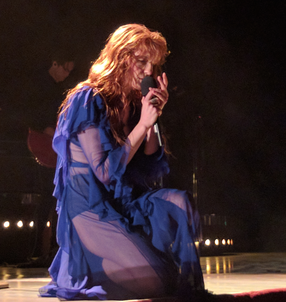 """Florence + The Machine: """"She Told Us To Take All Our Love Everywhere We Go"""""""