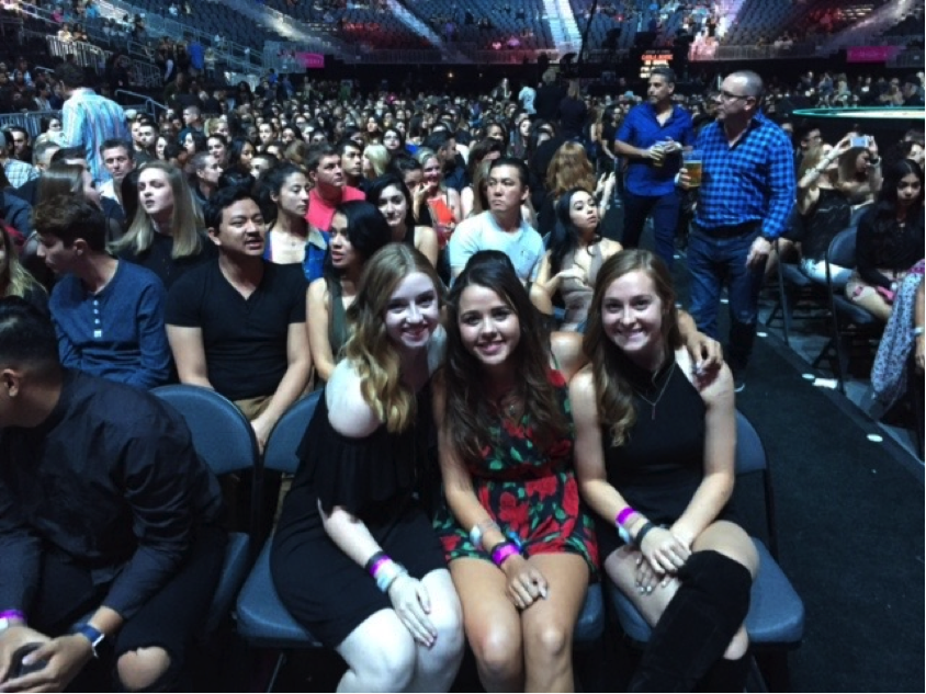 """IHeart Radio Music Festival: """"I Was Lucky Enough To Score Free Tickets!"""""""