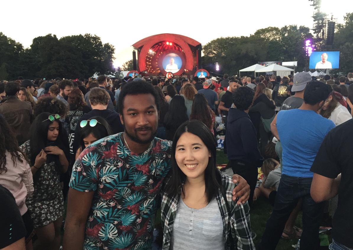 The 2016 Global Citizen Festival