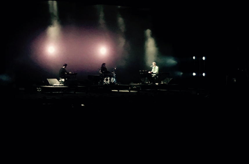 """James Blake: """"The Thrill of Watching Them Play Is Wondering How They're Making The Sounds"""""""