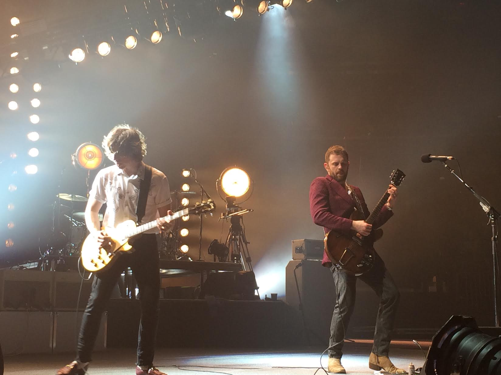 Kings of Leon Give Up Tennessee for MSG