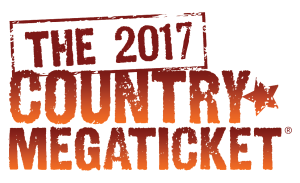 Get Your Hands on a Country Megaticket… Fast!