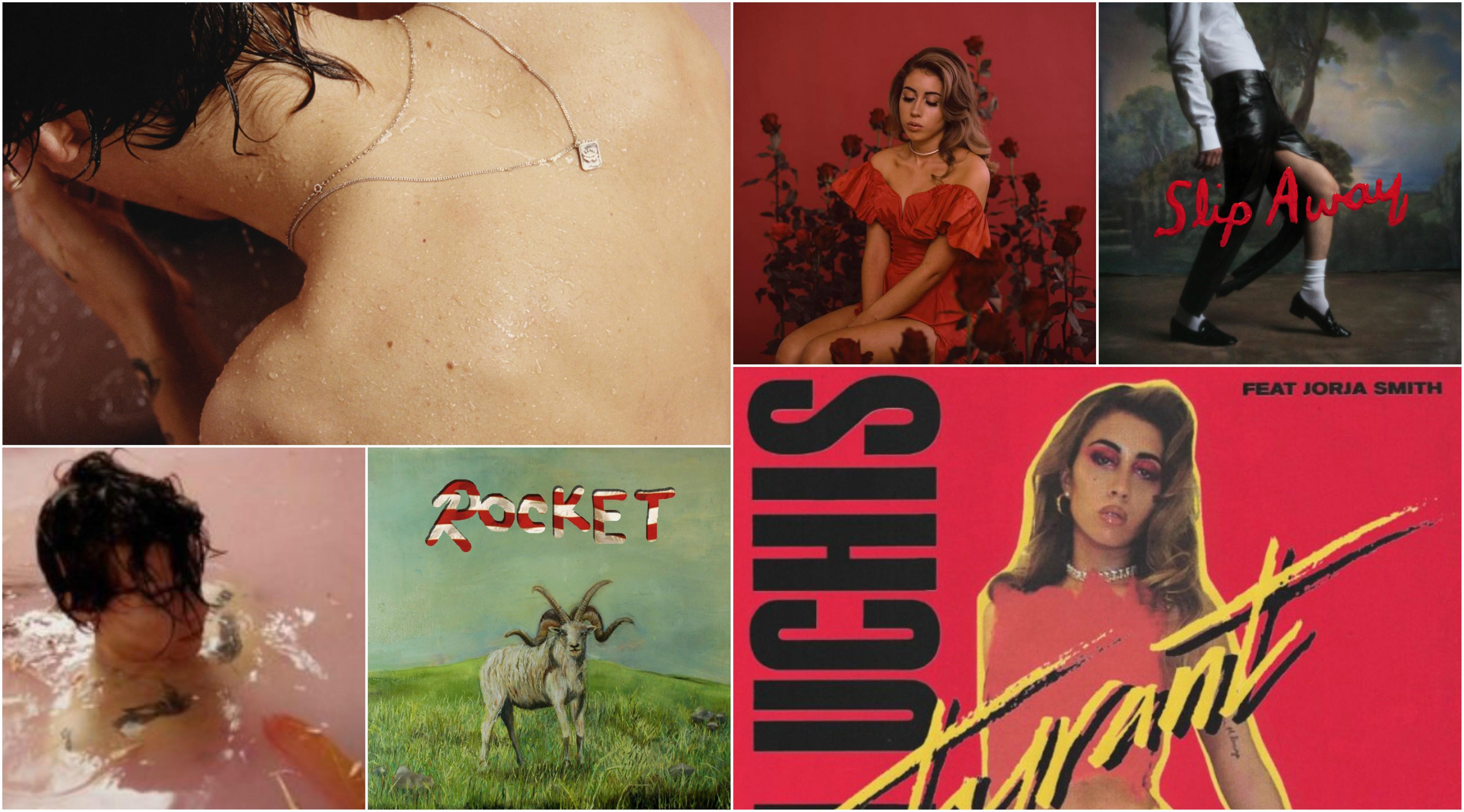 Five Tracks We Love: May 2017