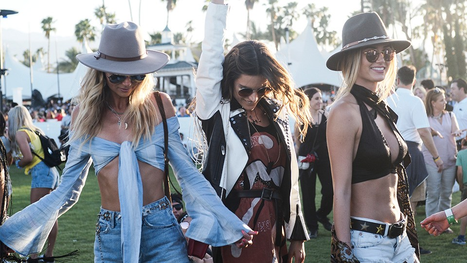 Top 5 Summer Concert Fashion Trends of 2017