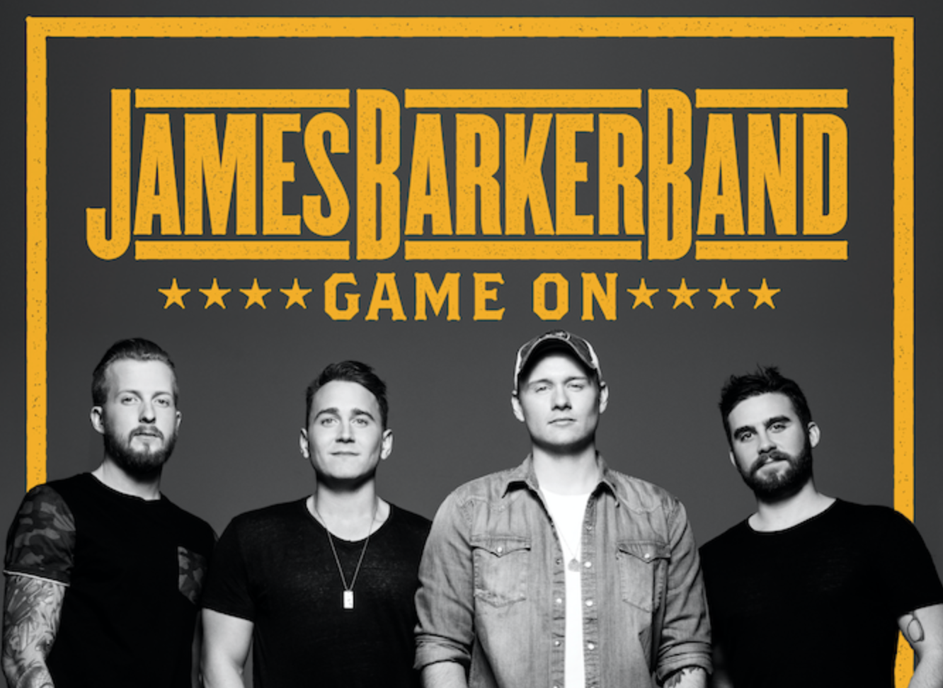 A Boot Stompin' Interview with James Barker Band
