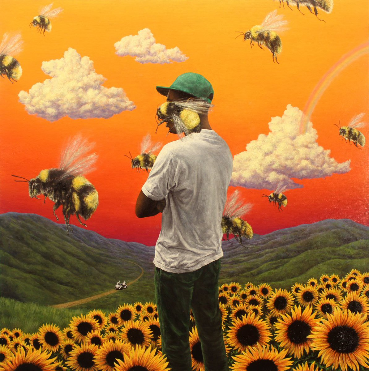 Tyler The Creator Speaks in Metaphors on New Album, 'Flower Boy'