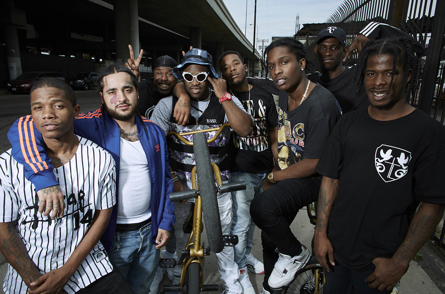 A$AP Mob To Tour The US With Brand New Music