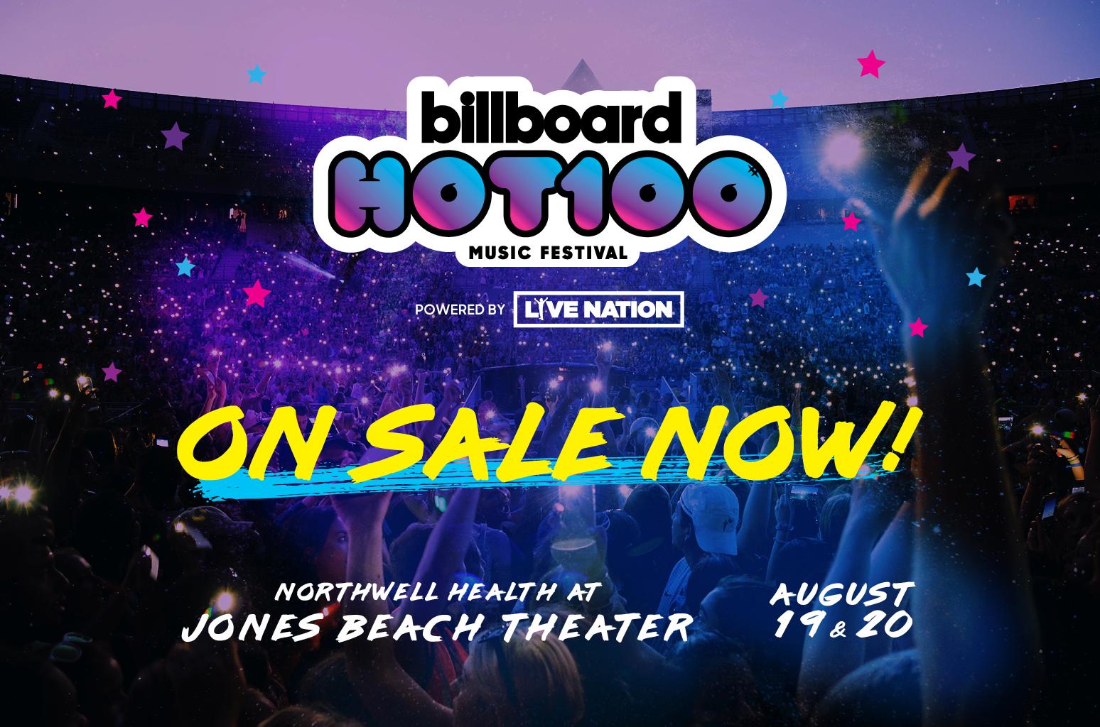 Billboard Hot 100 is Hitting The Beach!