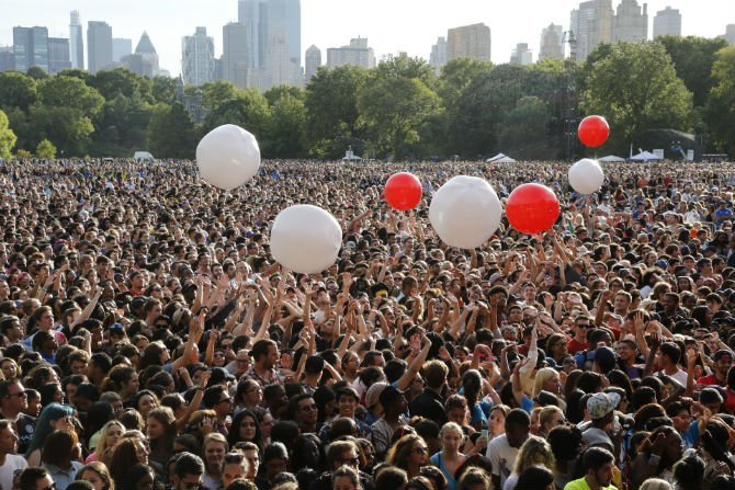 See The Chainsmokers Live AND Influence Change– The 2017 Global Citizen Festival Lineup is Here!