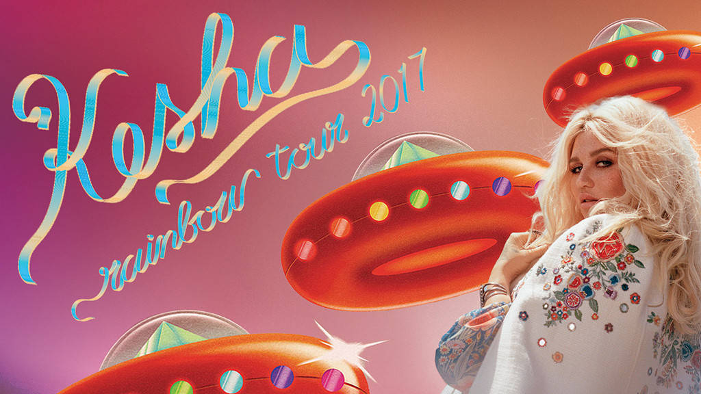 Kesha's 'Rainbow' Tour + Other Tours Happening This Fall
