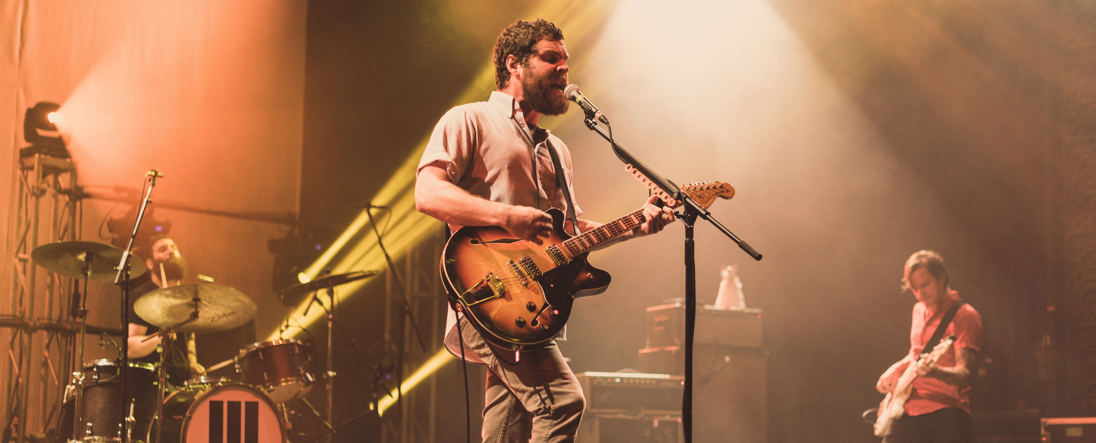 Photos: Manchester Orchestra, Tigers Jaw, and Foxing at North Park Observatory
