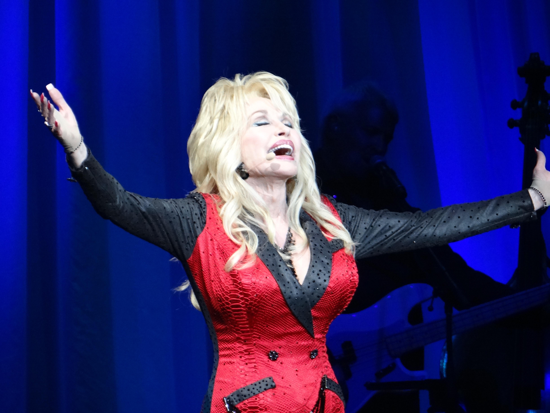 "Dolly Parton Releases 44th Studio Album, ""I Believe In You"""
