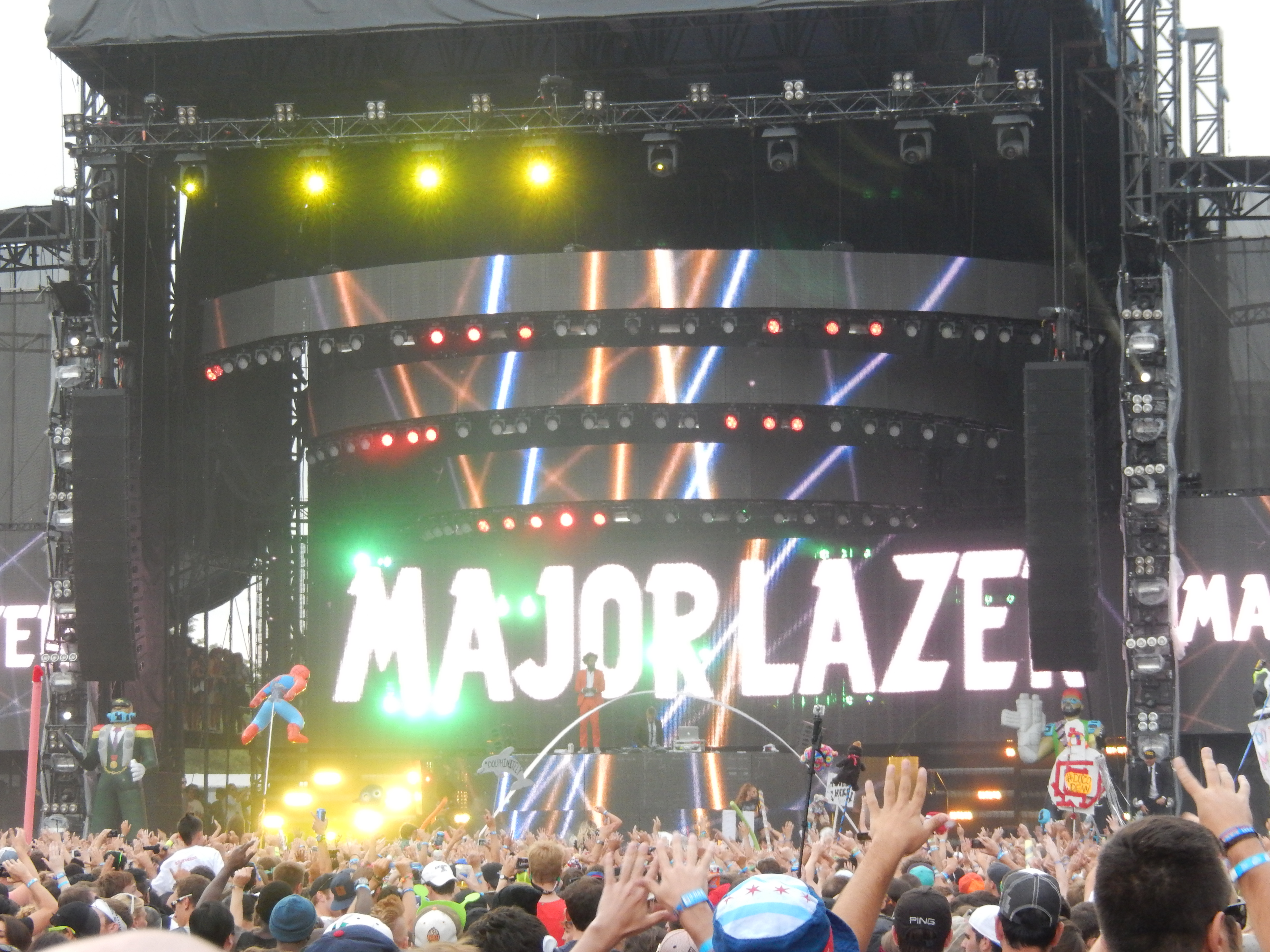 Major Lazer and Lorde Track Coming Soon
