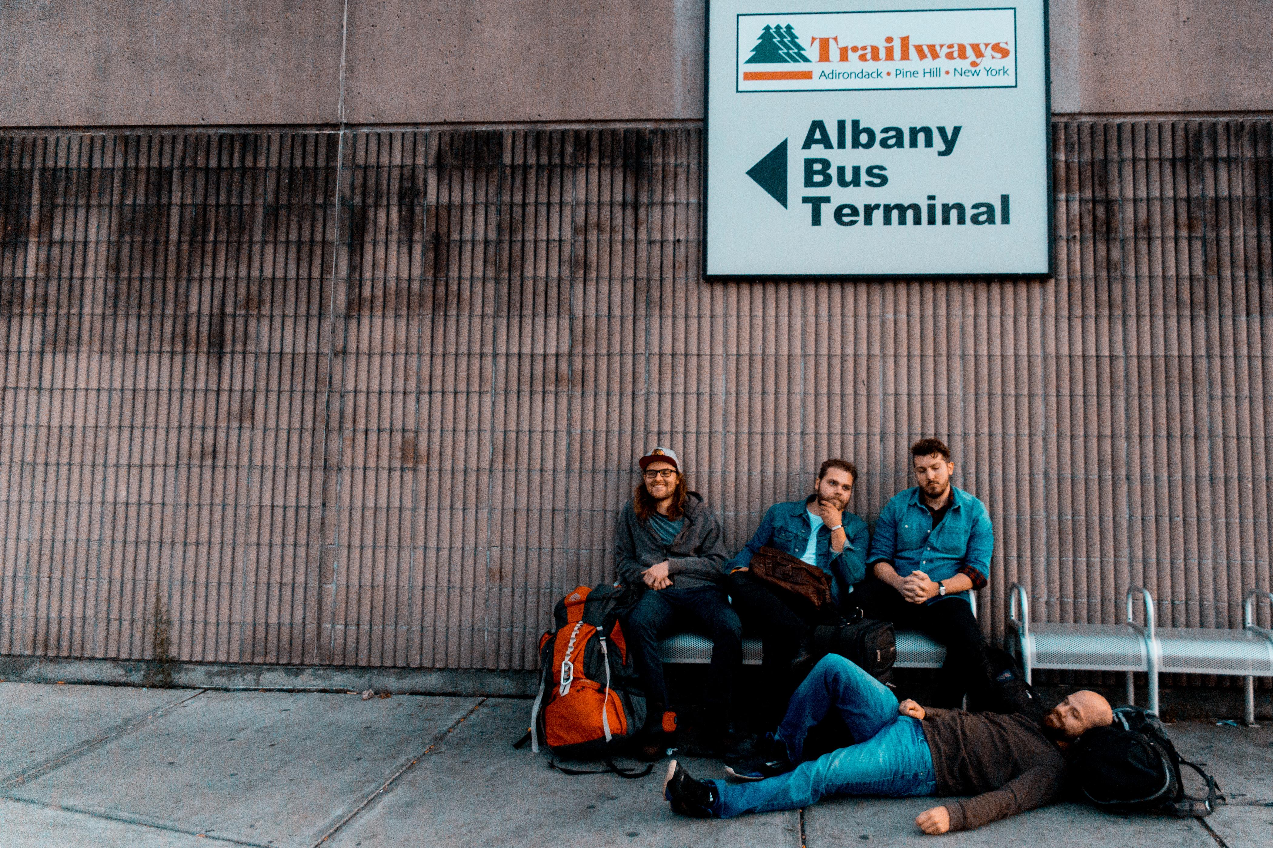 American Runaways' Debut EP 'Home For A Week': EP Stream