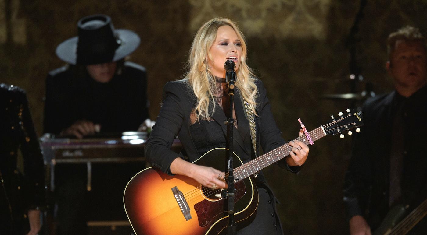Miranda Lambert Announces Tour Despite Not Having Any New Music