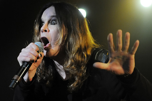 Ozzy Osbourne to Embark on Final World Tour